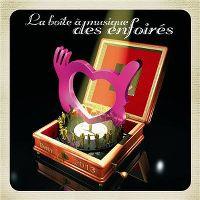 Cover Les Enfoirés - La boîte à musique des Enfoirés