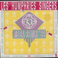 Cover Les Humphries Singers - Mega-Remix '89