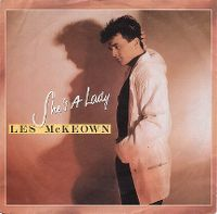 Cover Les McKeown - She's A Lady