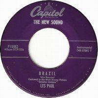 Cover Les Paul - Brazil