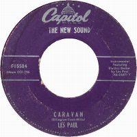Cover Les Paul - Caravan