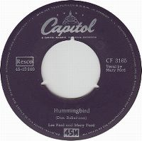 Cover Les Paul & Mary Ford - Hummingbird