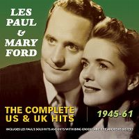 Cover Les Paul & Mary Ford - The Complete US & UK Hits