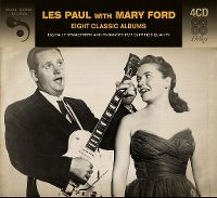 Cover Les Paul with Mary Ford - Eight Classic Albums
