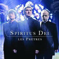 Cover Les Prêtres - Spiritus Dei