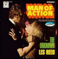 Cover Les Reed - Man Of Action