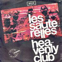 Cover Les Sauterelles - Heavenly Club