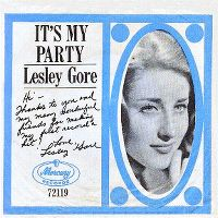 Cover Lesley Gore - It's My Party