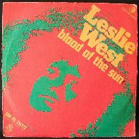 Cover Leslie West - Blood Of The Sun
