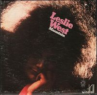 Cover Leslie West - Mountain