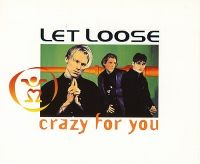 Cover Let Loose - Crazy For You