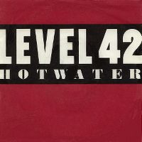 Cover Level 42 - Hot Water