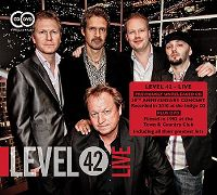 Cover Level 42 - Live