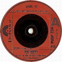 Cover Level 42 - Love Games