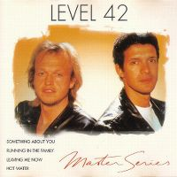 Cover Level 42 - Master Series