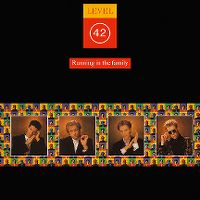 Cover Level 42 - Running In The Family