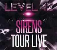 Cover Level 42 - Sirens Tour Live