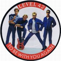Cover Level 42 - To Be With You Again