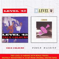 Cover Level 42 - World Machine