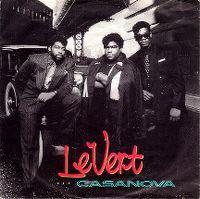 Cover LeVert - Casanova