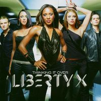 Cover Liberty X - Thinking It Over