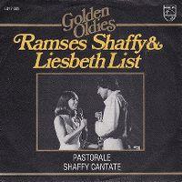 Cover Liesbeth List & Ramses Shaffy - Pastorale
