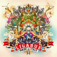 Cover Ligabue - Made In Italy