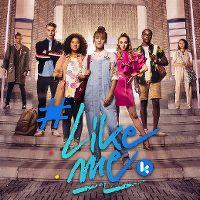 Cover #LikeMe Cast - J'aime la vie