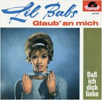 Cover Lil Babs - Glaub' an mich