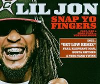 Cover Lil Jon feat. E-40 & Sean Paul Of YoungBloodZ - Snap Yo Fingers