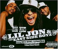 Cover Lil Jon & The East Side Boyz feat. Busta Rhymes, Elephant Man & Ying Yang Twins - Get Low