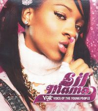 Cover Lil' Mama - Voice Of The Young People