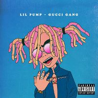 Cover Lil Pump - Gucci Gang