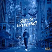 Cover Lil Tjay - State Of Emergency