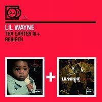 Cover Lil Wayne - Tha Carter III + Rebirth