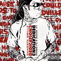 Cover Lil Wayne & DJ Drama - Dedication 3