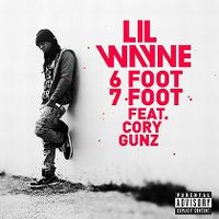 Cover Lil Wayne feat. Cory Gunz - 6 Foot 7 Foot