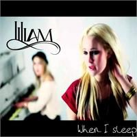 Cover Liliam - When I Sleep