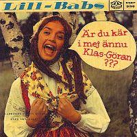 Cover Lill-Babs - Är du kär i mig ännu, Klas-Göran?