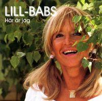 Cover Lill-Babs - Här är jag