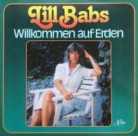 Cover Lill-Babs - Willkommen auf Erden