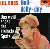 Cover Lill Babs - Holl-dolly-day
