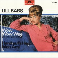 Cover Lill Babs - Wow Wow Wee (He's The Boy For Me)