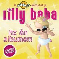 Cover Lilly Baba - Az én albumom