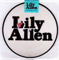 Cover Lily Allen - 22 (Twenty Two)