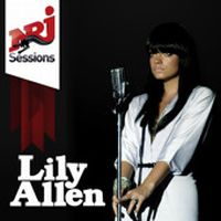 Cover Lily Allen - NRJ Sessions