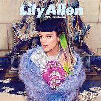 Cover Lily Allen - URL Badman