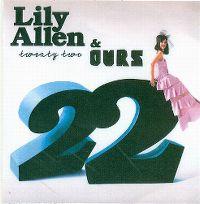 Cover Lily Allen & Ours - 22 (Vingt-deux)