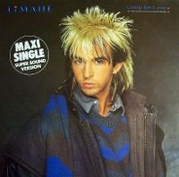 Cover Limahl - Only For Love