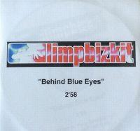 Cover Limp Bizkit - Behind Blue Eyes
